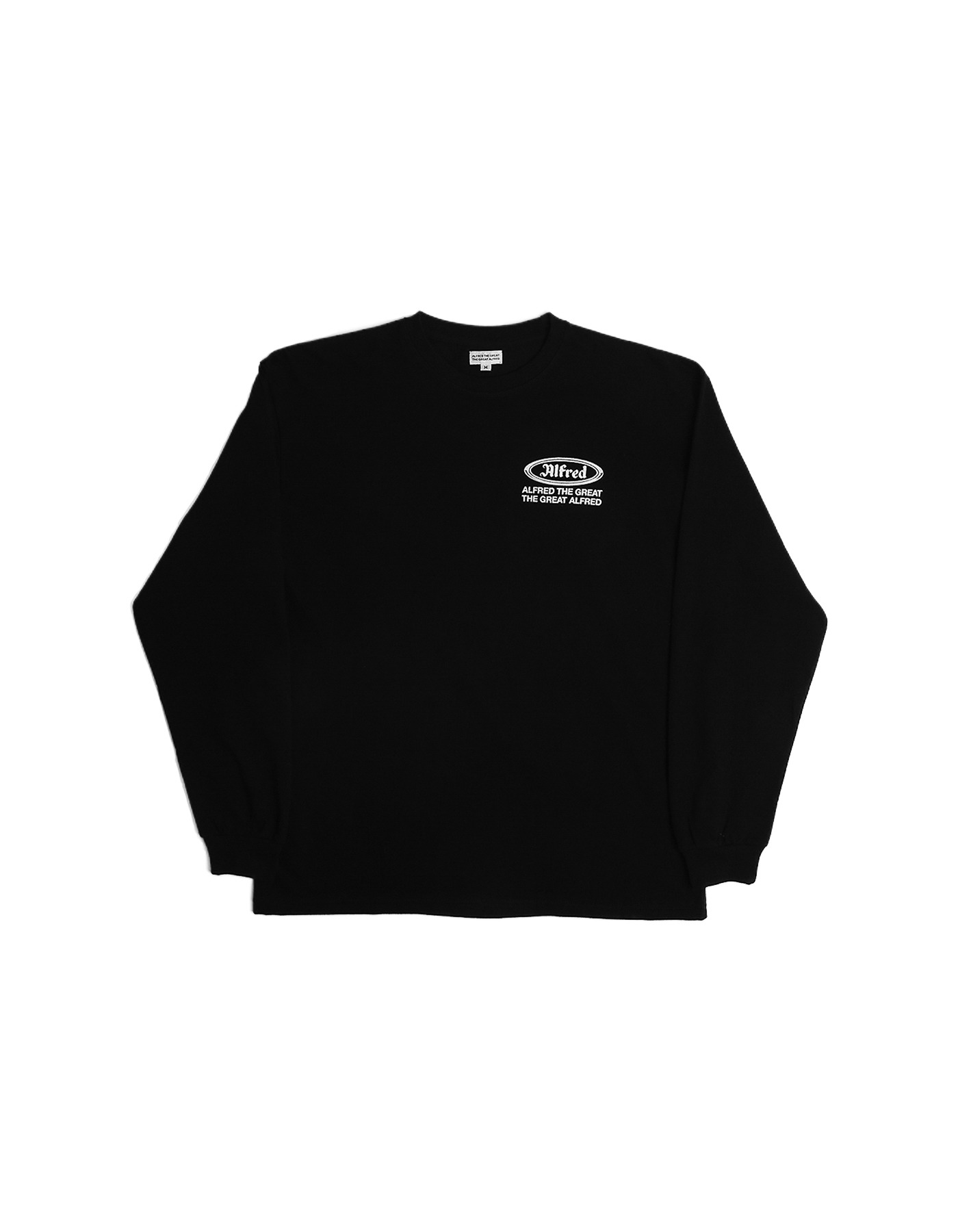 FRED OG LONG SLEEVE / BLACK