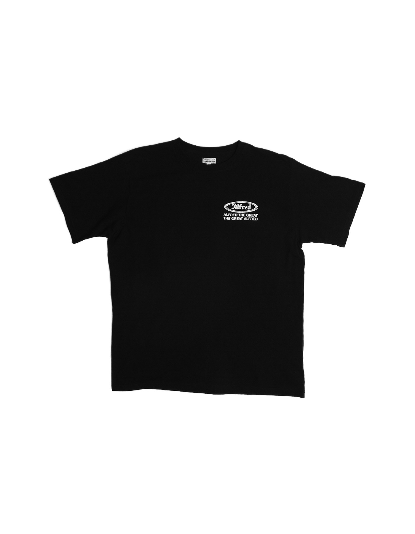 FRED OG T-SHIRTS / BLACK