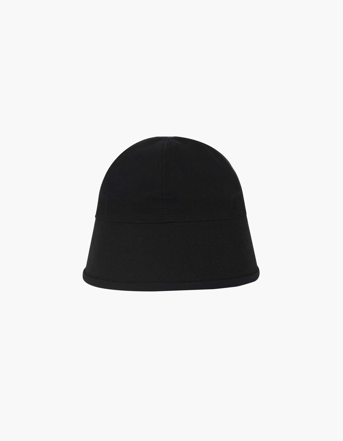 NYLON SAILOR HAT / BLACK