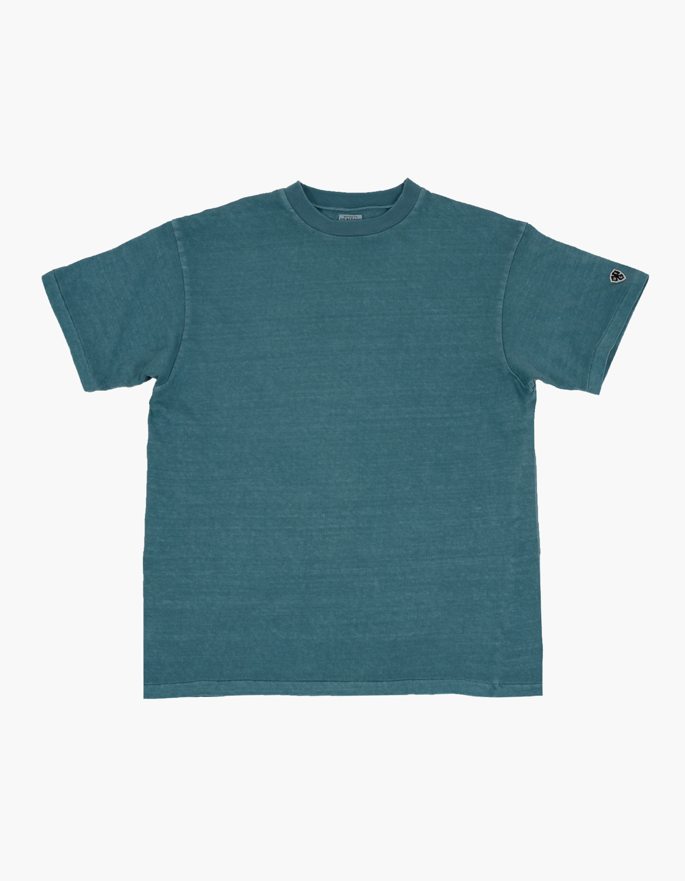 PIGMENT COMPACT YARN T-SHIRTS / OCEAN BLUE