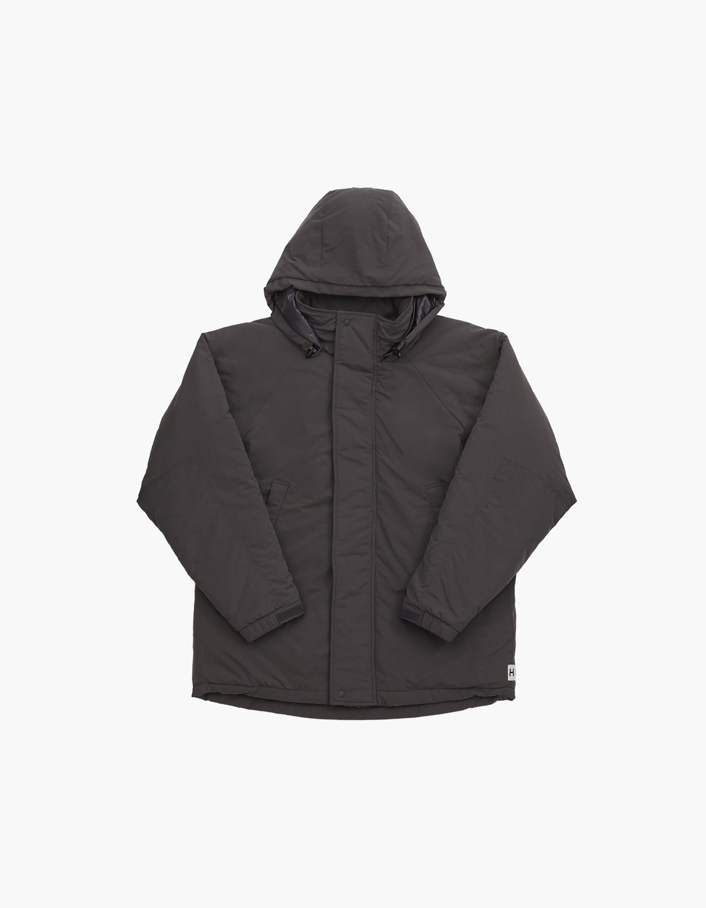COLD PARKA / CHARCOAL