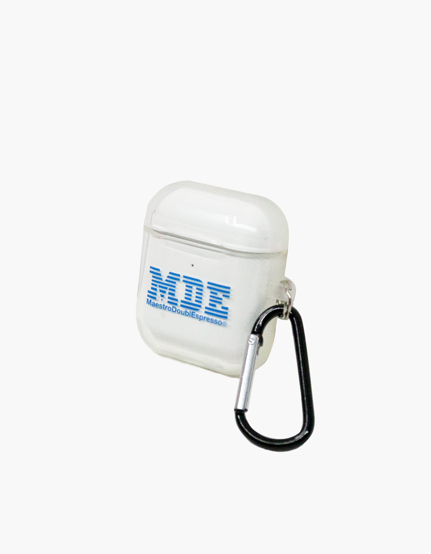 MDE AIRPODS CASE / TRANSPARENT