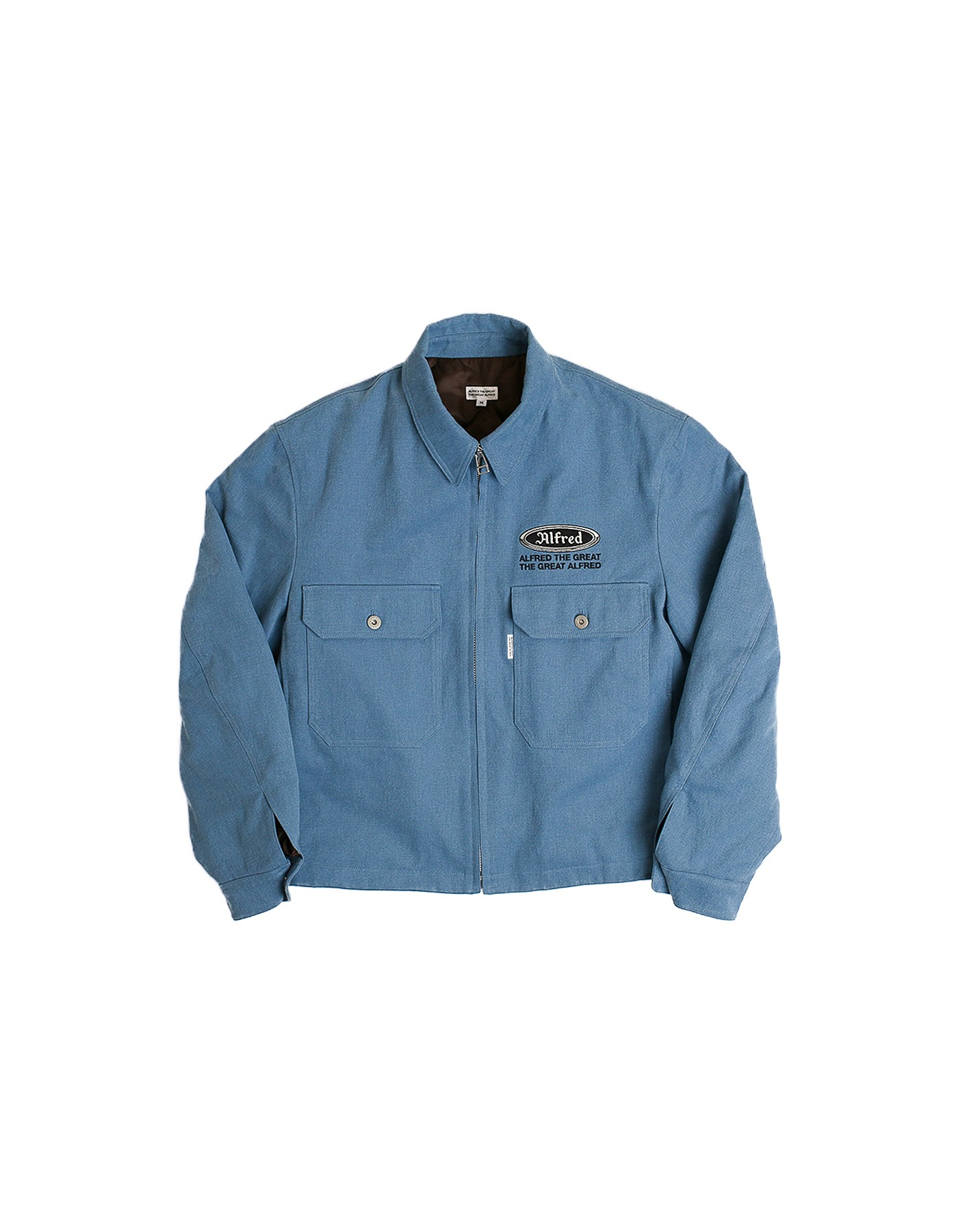 FRED MECHANIC JACKET / BLUE